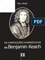 As Convicções Evangélicas de Benjamin Keach, por Thomas Hicks.epub