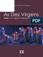 As Dez Virgens - Parte I, As Virgens Prudentes E As Loucas, por R. M. M'Cheyne.epub