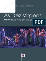As Dez Virgens - Parte II, As Virgens Adormecem, por R. M. M'Cheyne.epub