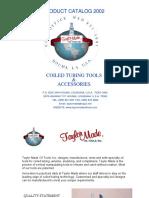 Taylormade Catalog