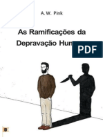 As Ramificações da Depravação Humana • Cap. 10 - The Total Depravity of Man - A. W. Pink.epub