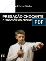 Pregação Chocante - Paul David Washer.epub