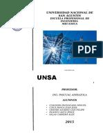 Analisis de Costos Unitarios en La Transmicion Electrica