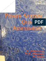 Arrilaga, J. - Power System Quality Assessment