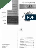 El Doble - Parte 1 - Jean Pierre Garnier-Malet