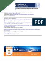 Bulk Viscosity and Compressibility Measurement Using Acoustic