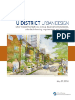 Seattle OPCD - University District Directors Report May 2016
