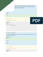 Revision Examen Parcial 1 Sistemas de Informacion en Gestion Logistica