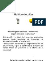 Multiproducción