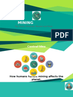 mining exhibition presentation