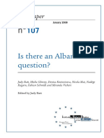 Albanian Question