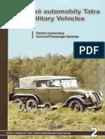 Jakab 02 Vojenske Automobily Tatra Osobni Automobily