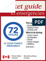 Pocket Guide to Emergencies