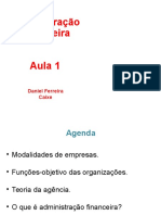 Aula_01adm. Financeira 2016 Estacio