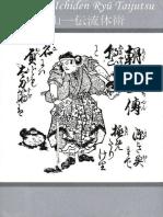 Hideo Iwaki - Asayama ichiden ryu taijutsu