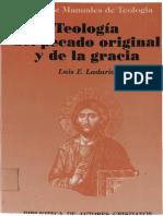 Ladaria Luis f - Teologia Del Pecado Oroginal y de La Gracia