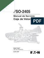 FSO2405_caja de Velocidades