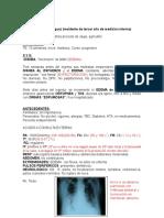 Caso Clínico Nefrologia