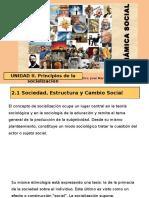 02 UNIDAD II Principios de La Socializacion