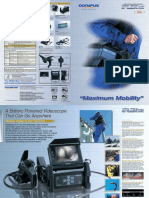 Olympus Iplex Mx r Videoprobe Specification