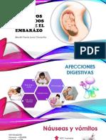 Fármacos Permitidos Durante El Embarazo