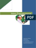 Material de Curso 1 Islam Prematrimonial
