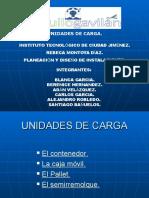 Unidades de Carga.