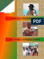 CURRICULO Afroboliviano