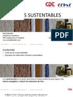 CDT MBlender Aislantes Sustentables Osorno