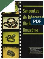 Serpentes de Interesse Medico Da Amazonia