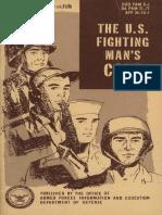 US Fighting Code 1955