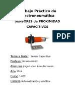 TP Sensores Capacitivos