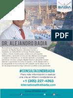Dr. Badia Visita Austria
