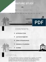 Hospital literature study