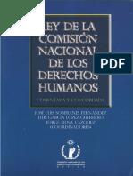 Ley de La Comision Nacional de Los Derechos Humanos Comentada y Concordada