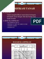 Klasifikasi tanah...