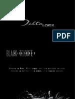 Lancia Delta Hard Black ita