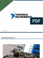 Ensenanza de Circuitos Electronicos Con NI Multisim y NI ELVIS