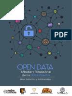 Open Data Miradas y Perspectivas de Los Datos Abiertos
