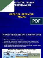 PTP STT Migas - Geology Reservoir.ppt