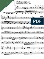 IMSLP29686-PMLP66708-Derecskei - Etude Pour Piano - In Memoriam Gy Rgy Ligeti