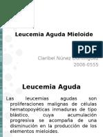 Leucemia mieloide