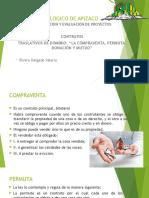 Evaluacion de Proyectos- Contratos Traslativos de Dominio