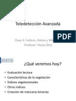 Teledetección Avanzada_clase4