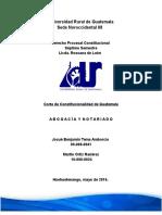 Corte de Constitucionalidad de Guatemala