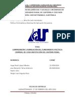 Comprensión y Asimilación Del Fundamento Político (Autoguardado) (Autoguardado) (1)