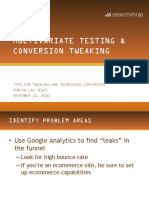 158-Multivariate Testing and Conversion Tweaking-janet Driscoll Miller (1)