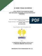 Etnisitas dan Integrasi Dalam Perspektif Ekonomi.docx