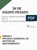 2.- Gestión de Equipo Pesado_Unidad 3