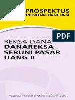 prospektus danareksa